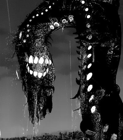 【東京喰種:re145話 ネタバレ考察】カネキが巨大な「竜」に!旧多の目…